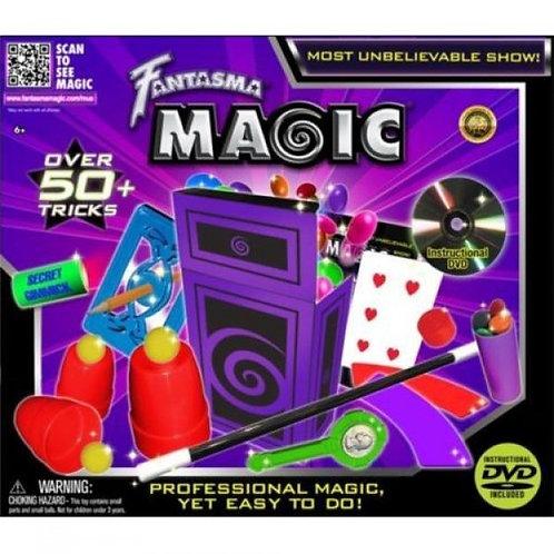 Most Unbelievable Magic Set- Fantasma Magic
