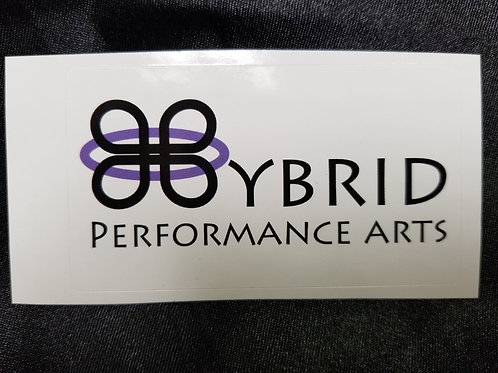 Hybrid Performance Arts Sticker