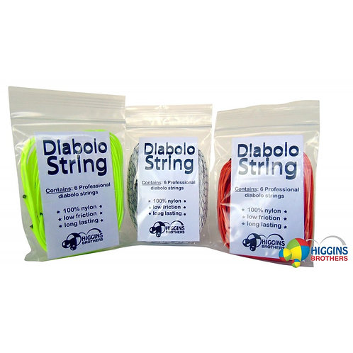 Diabolo String 6-pack