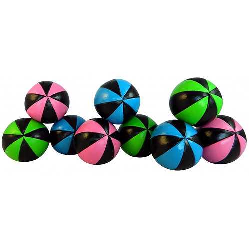 8-Panel Candy Thud Juggling Ball