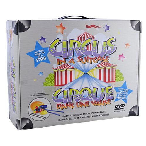Circus in a Suitcase