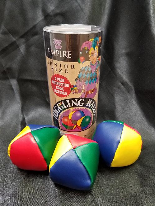 Empire Junior Juggling Balls (3-pack)