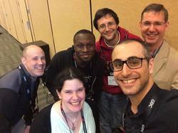 GANG Scholars at GDC '16