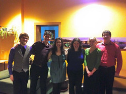 w/Estelí Gomez and performers ('15)