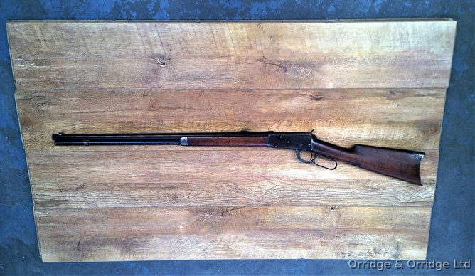 Winchester 1894 in obsolete 32-40 cal