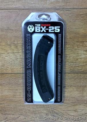 BX-25 Ruger 10-22 25 round Magazine