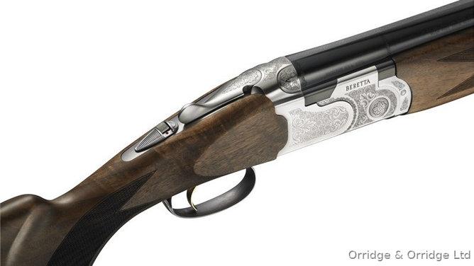 Beretta 686 Silver Pigeon 12g ov/un