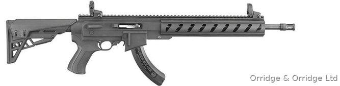 Ruger 10/22 AR-22