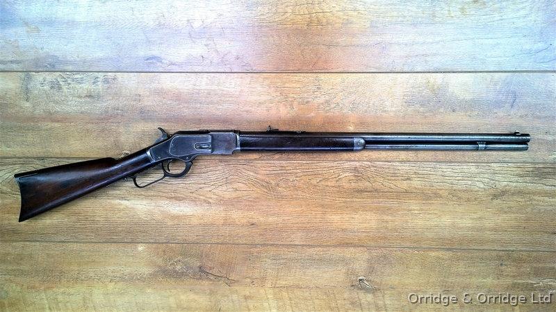 Winchester 1873 in 38-40
