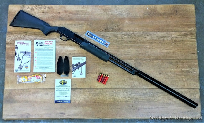 Mossberg 500 Stealth
