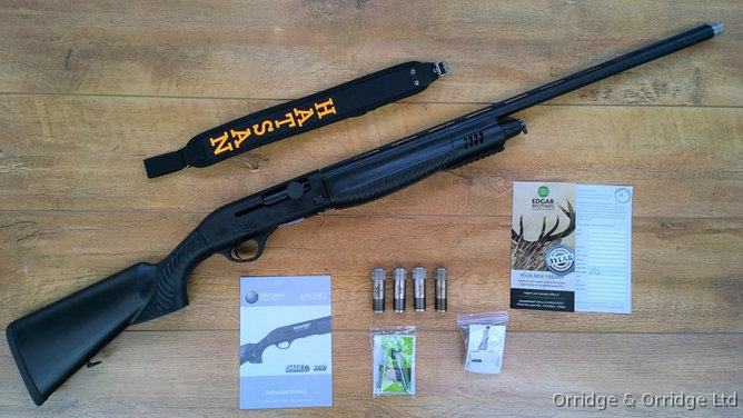 Escort Hatsan Magnum 12 Gauge shotgun