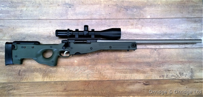 .308 (Win) RPA International Quadlite bolt action target rifle