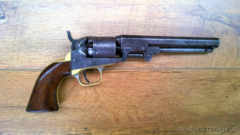 Pocket Colt 1849 in .31 cal