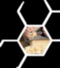hexagon 2 R - tworcy warsztat - WHITE.pn