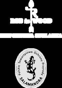 logotypy x2 - RinW i Salamandra - WHITE.
