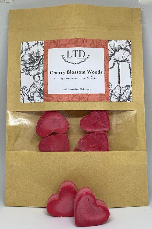 Cherry Blossom Woods Wax Melts