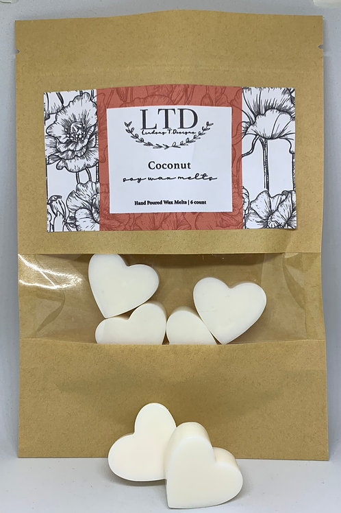 Coconut Wax Melts