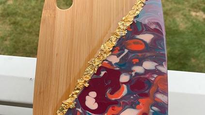 Wine Glass Board