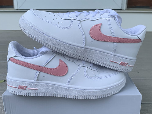 Solid Color Air Force 1's