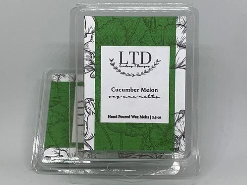 Cucumber Melon Wax Melt