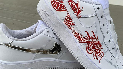 Chinese dragon AF1s