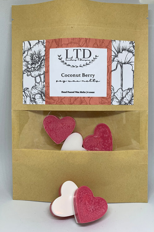 Coconut Berry Wax Melts