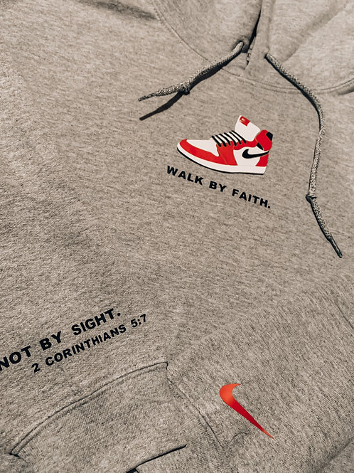 Walk By Faith Sweatshirt
