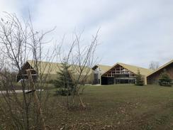 Jardin de la Maison du Comté - Jura - france