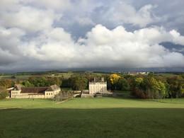 Etude d'aménagement du domaine du château de Messigny et Vantoux - Bourgogne