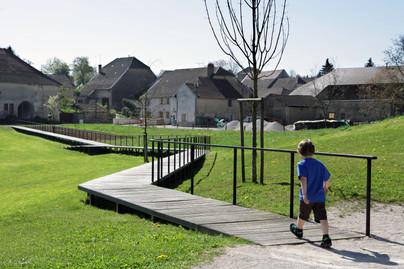 Le grand pré de Sermange - Jura