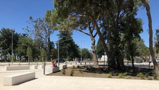 Aménagement gare TGV Nîmes Pont du Gard
