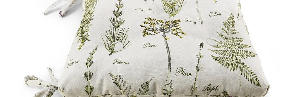 """Подушка на стул """"Botany"""", 40х40 см"""