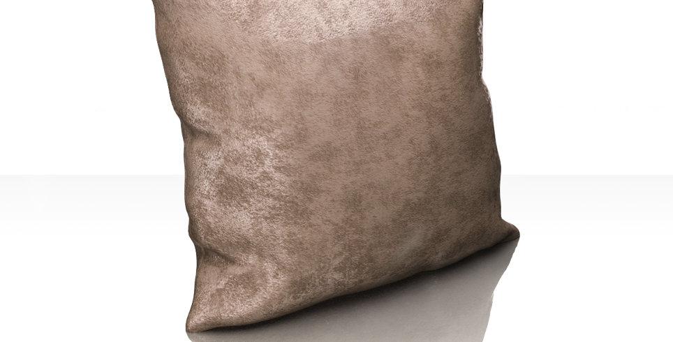 """Подушка """"Plain Lux"""",медно-розовый, 40х40см"""