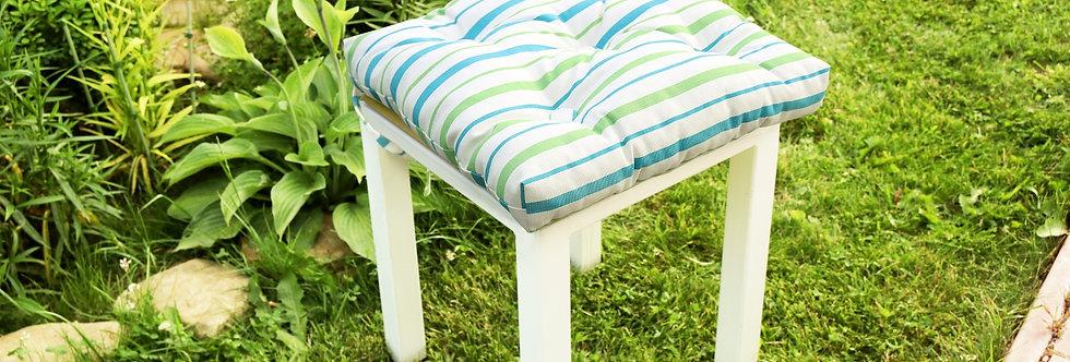 """Подушка на стул, """"Sky  Rain - S"""", 50x50см."""