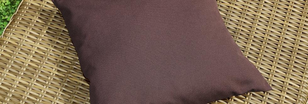 """Подушка декоративная, """"Brown"""", 40x40см."""