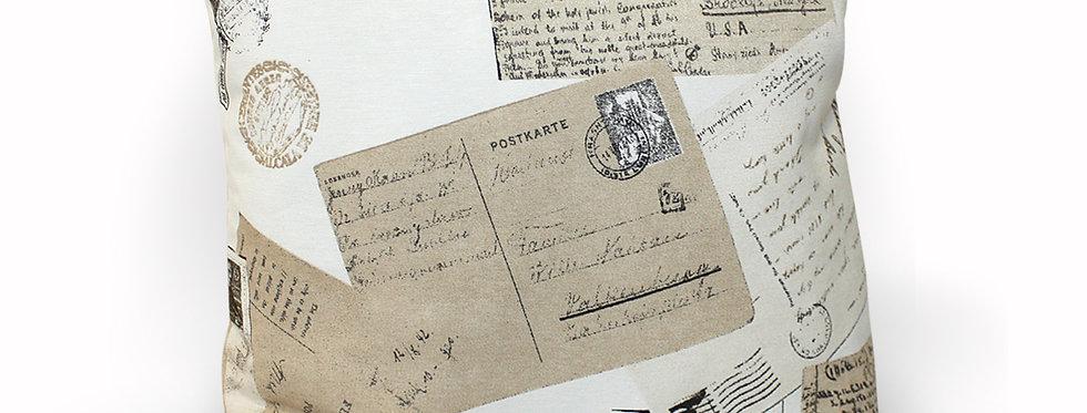 "Подушка ""Postcard"", 40х40 см"