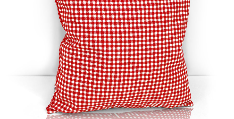 "Подушка декоративная, ""Red Kimberly"", 40x40см"