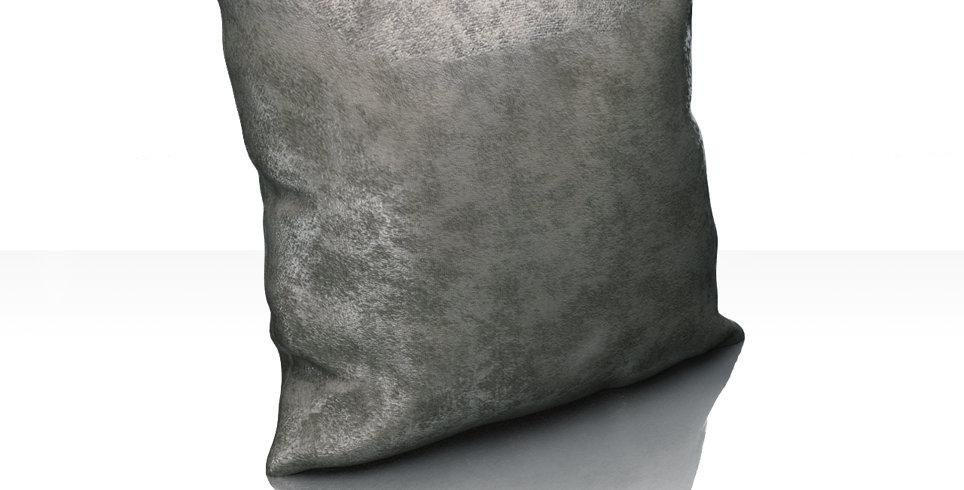 "Подушка ""Plain Lux"",серо-сиреневый, 40х40см"