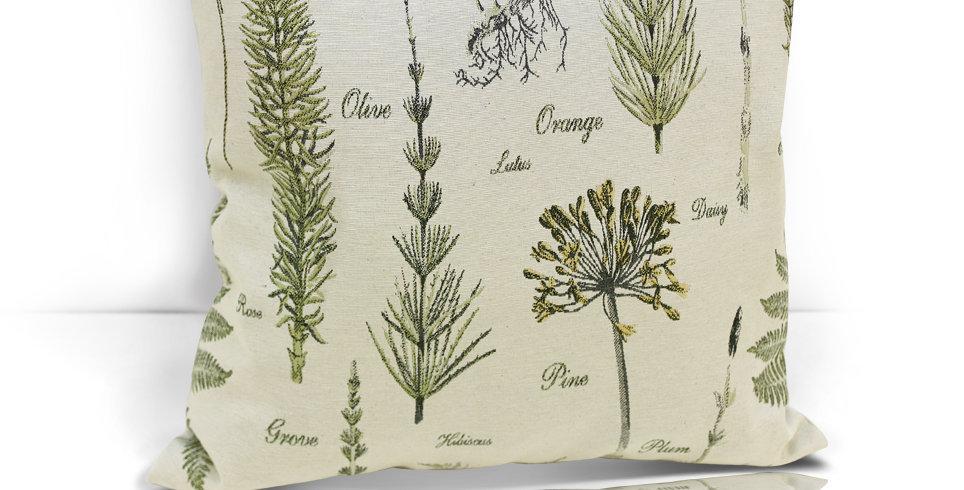 """Подушка декоративная """"Botany"""", 40x40см"""