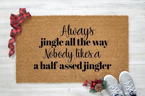 Half-Assed Jingler