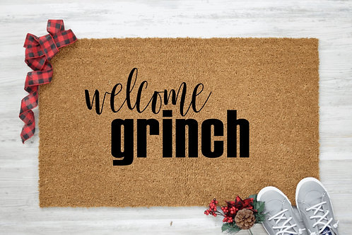 Welcome GRINCH