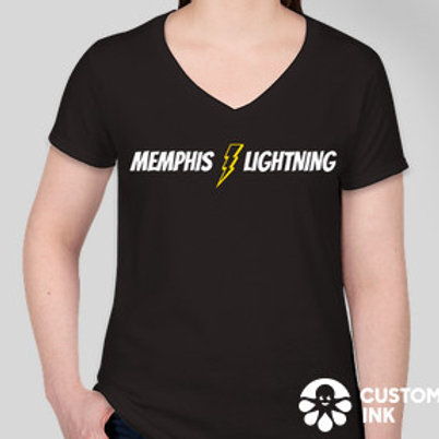 ML Womens V Neck Shirt