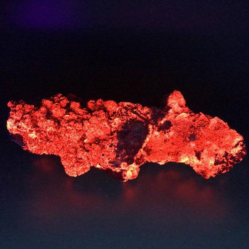 CALCITE UV FLUORESCENT CAMPIGLIA - 19 x 8 x 5 cm