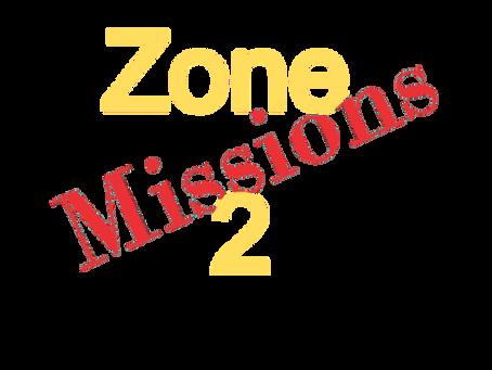 Zones : Missions semaine 50- Zone 2