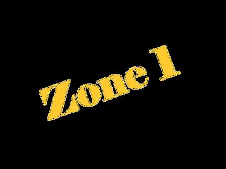 Nettoyage détaillé: Zone 1