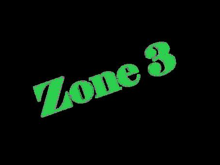 Nettoyage détaillé: Zone 3