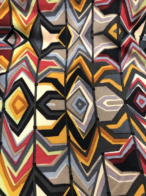 Mønstret Bomull 28