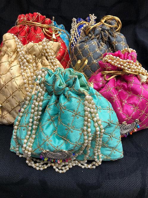 Pouch/Bag håndlagd