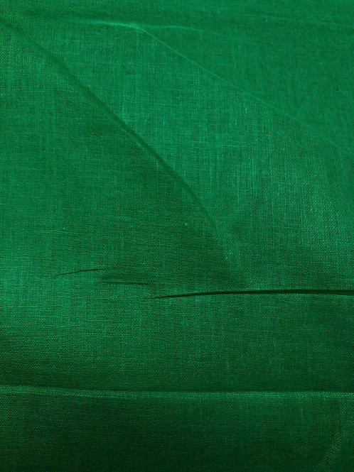 100% tynn bomull 8 gressgrønn