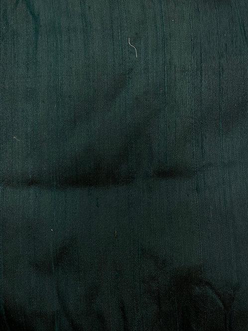 Thaisilke 21 mørkgrønn